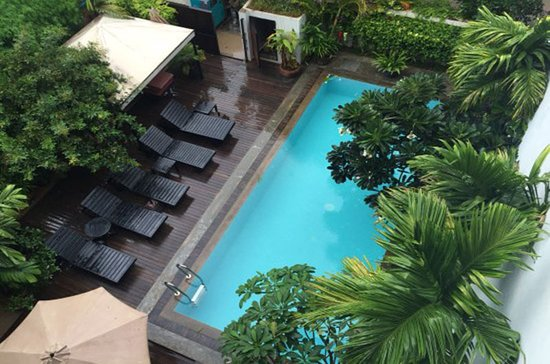 Hollywood Angkor Boutique Hotel