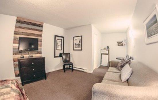 Fernie, Canadá: Comfort room Queen