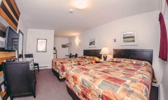 Fernie, Canadá: Comfort room Double