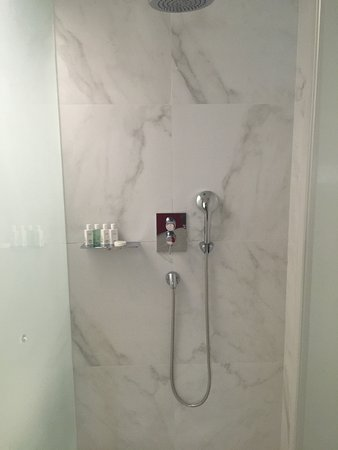 shower booth - Picture of Hotel28 Myeongdong, Seoul - TripAdvisor on vintage booth designs, wedding booth designs, restaurant booth designs, water booth designs, phone booth designs, school booth designs,