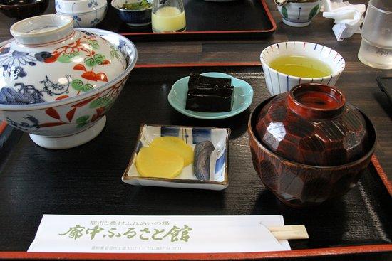 Aki, Japonia: 土佐ジロー丼。