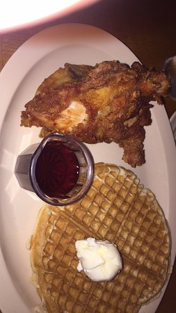 Roscoe's House of Chicken & Waffles: Order 13 I believe
