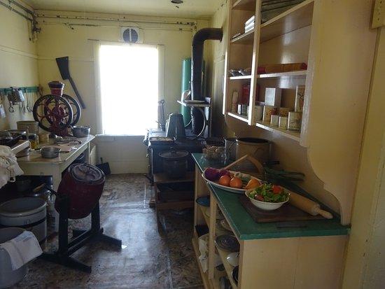 grant kohrs ranch national historic site the cowboy kitchen - Cowboy Kitchen