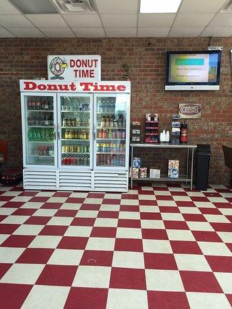 Λέμπανον, Τενεσί: Donut time