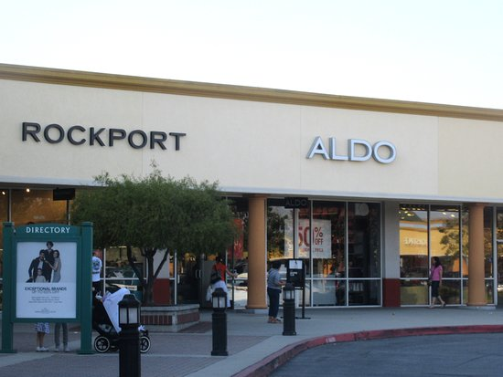 Rockport, Gilroy Premium Outlets, Gilroy, CA