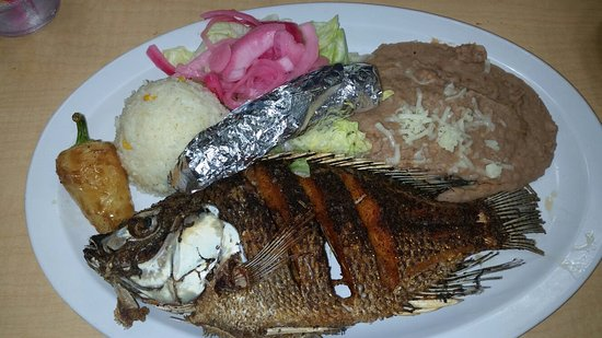 Mr baja fish tucson 1905 w grant rd restaurant for Mr fish seafood restaurant
