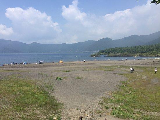 Lake Motosu Camping Site