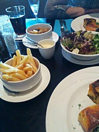 De Lutte, Países Bajos: Perfect dinner! It was delicious.