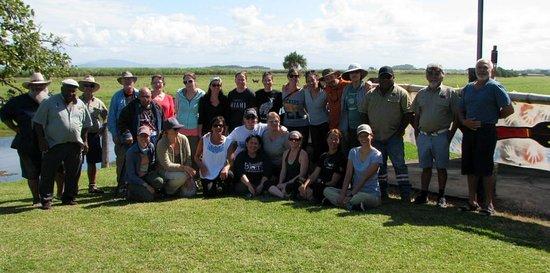 Ingham, Australia: Miami University Participants