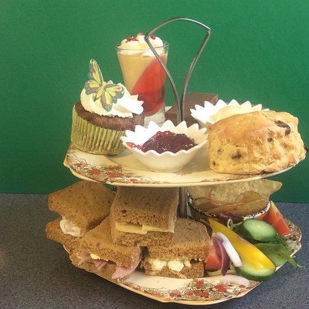 Barton-upon-Humber, UK: Gluten free afternoon tea