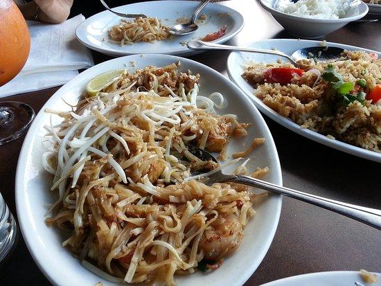 Sukho Thai: Pad Thai