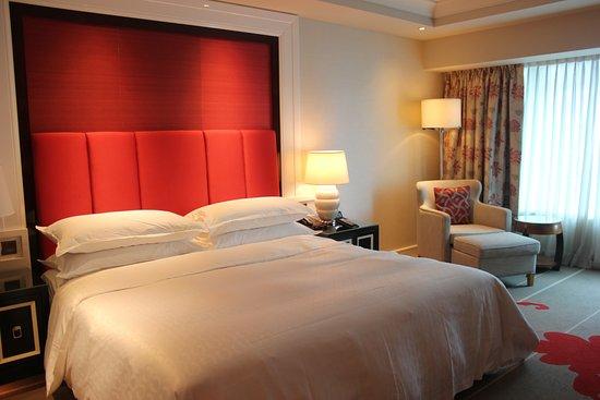 Bedroom/suite area