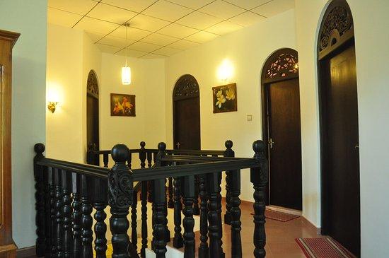Angel Rest House: corridor