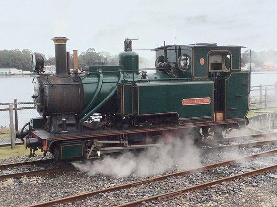 Strahan, Αυστραλία: Engine No.5