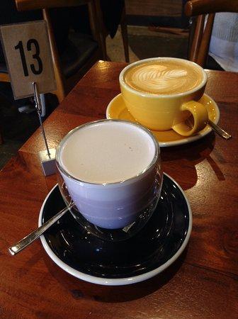 Bayswater, Australia: Taro latte