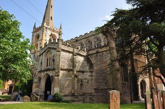 Coventry, UK: ホーリー・トリニティ教会