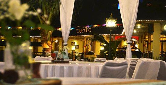 Gathering Event At Gazebo Garden Restaurant Purawisata Picture Of Mandira Baruga Yogyakarta Region Tripadvisor