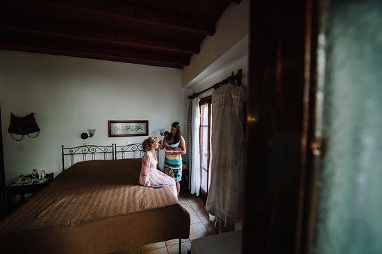 Veneto Suites: Наш номер