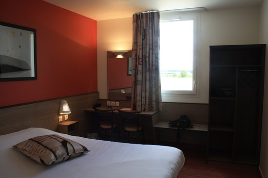 Foto van ace hotel troyes saint andre les for Hotels troyes