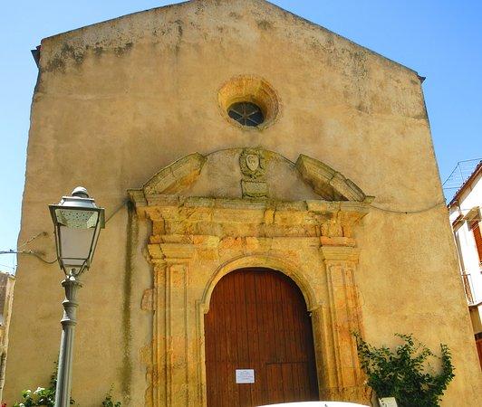 Polizzi Generosa, Italie : La facciata