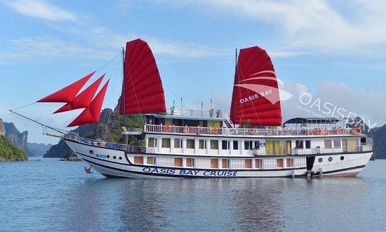 Kết quả hình ảnh cho oasis bay cruise