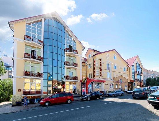 Hotel Semashko Photo