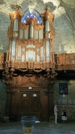 La Chaise-Dieu, France: 20160814_102309_large.jpg