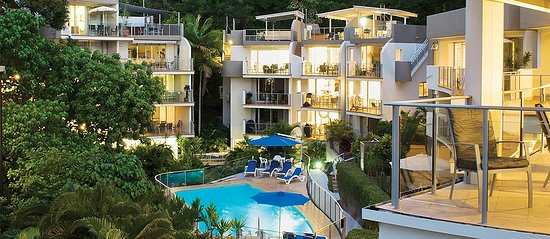 The Cove Noosa Resort: Resort overview