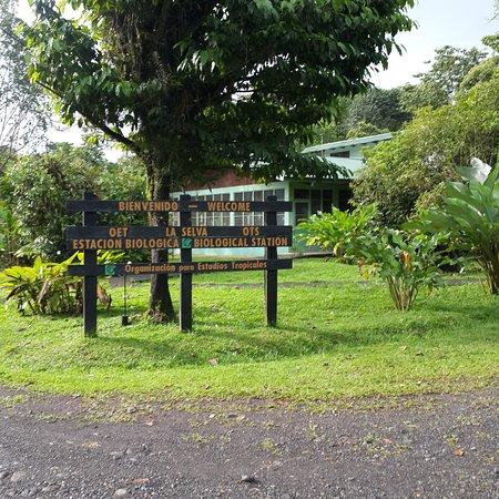 Sarapiqui, Costa Rica: entrance