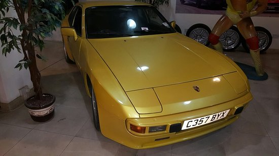 Malta Classic Car Collection Museum: 20160803_104655_large.jpg