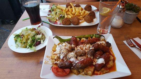 Best Turkish Food In Frankfurt Review Of Doy Doy Restaurant Frankfurt Germany Tripadvisor