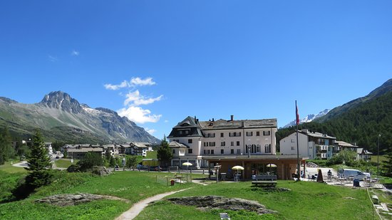 Canton of Graubunden, Suíça: Maloja