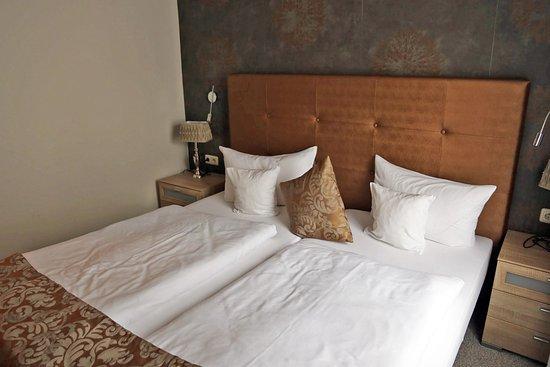 Hotel Hennemann : Exklusive Appartement mit getrenntem Wohn/Schlafbereich