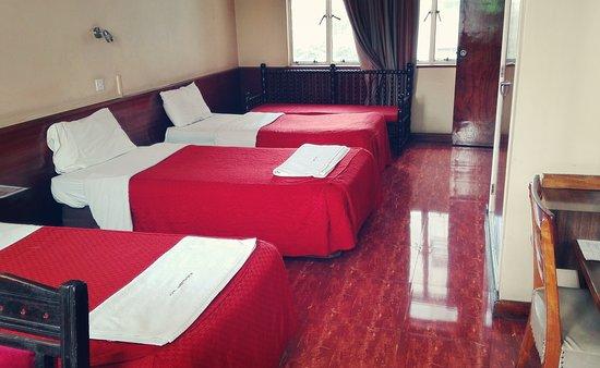 Hotel Ambassadeur - Nairobi: Triple room
