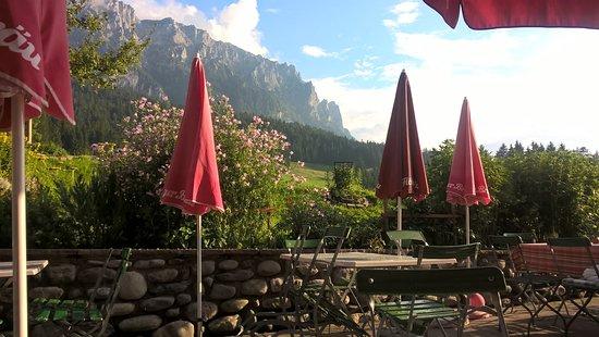 Ebbs, Østrig: Gastgarten