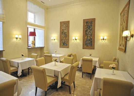 Reikartz Medieval: restaurant