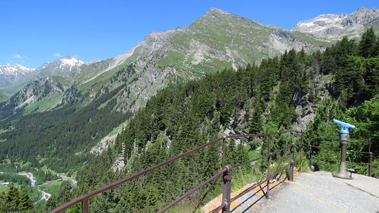Grisons, Swiss: Maloja Pass