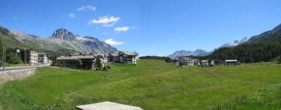 Canton of Graubunden, Switzerland: Maloja