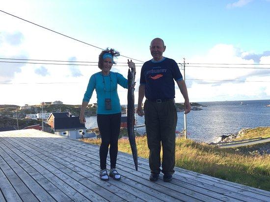 Frøya, Norge: Mausundgløtt
