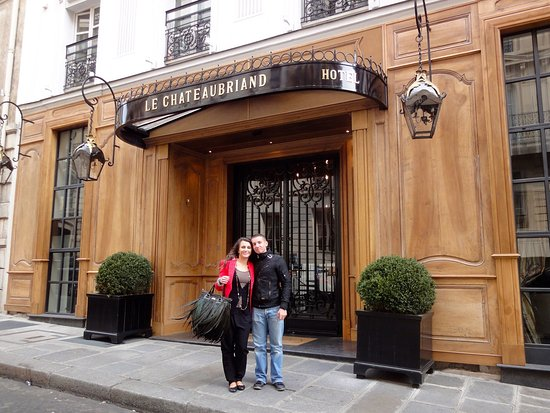 Hotel Chateaubriand: photo4.jpg