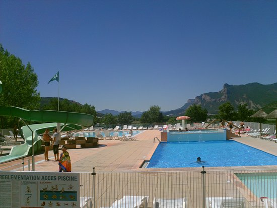 Photos curbans images de curbans alpes de haute for Camping haute provence avec piscine