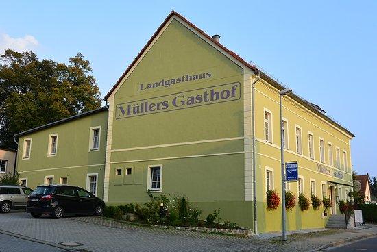 Radeberg, ألمانيا: Außenansicht
