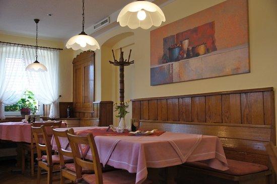 Radeberg, ألمانيا: Gastraum 1