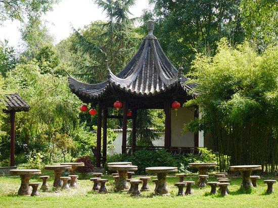 Jardin Yili Picture Of Jardin Chinois De Yili Rambouillet