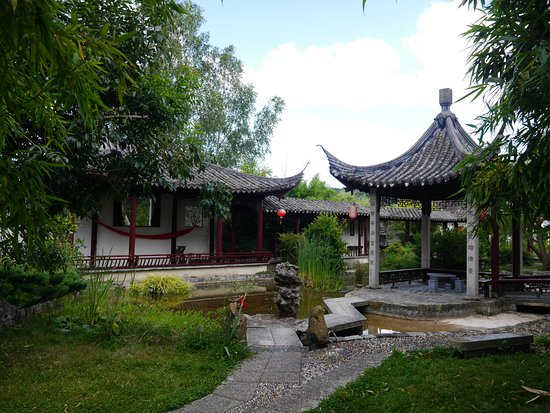 jardin yili vue int rieure picture of jardin chinois