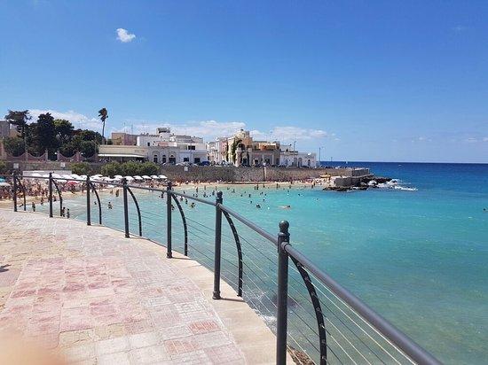 Spiaggia Cittadina a Santa Maria al Bagno - Foto di Spiaggia ...