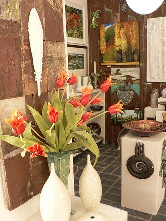 Warkworth, Nueva Zelanda: Pottery by New Zealands top potters.