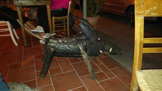 San Marcello Pistoiese, Italien: La mascotte