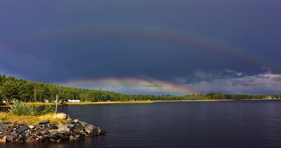 Kajaani, Finlândia: Martinlahden satamasta alkoi matka Kainuunmerelle.
