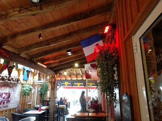 Lacanau, Frankrig: Le Darjeeling